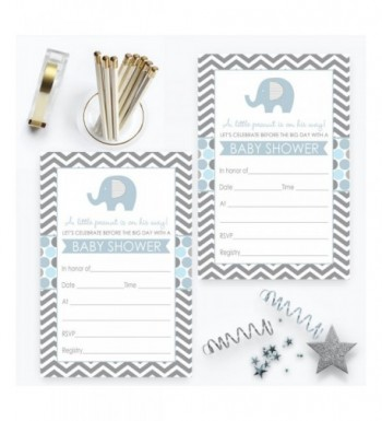 Hot deal Baby Shower Party Invitations Wholesale