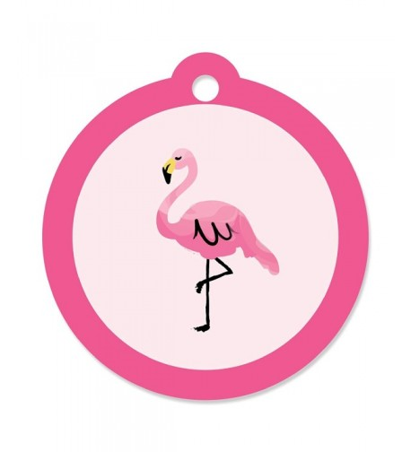 Pink Flamingo Pineapple Tropical Summer
