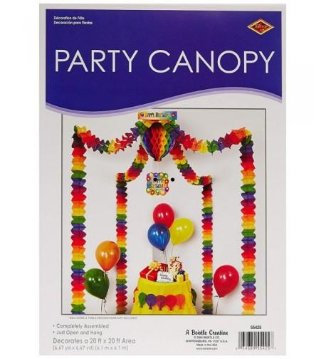 Beistle 55425 Happy Birthday Canopy