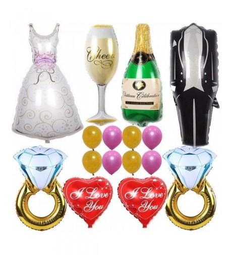 Ezing Wedding Balloon Decoration Marriage