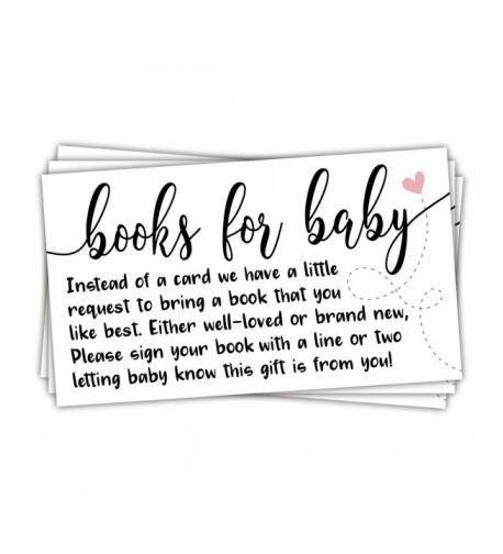 Sweet Heart Books Shower Request