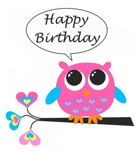 Happy Birthday Edible Image Topper