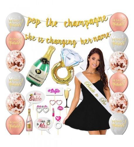 Bachelorette Decorations Bridal Shower Supplies