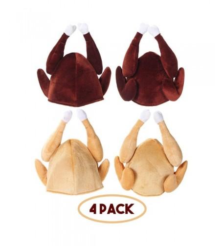 Thanksgiving Friendsgiving Novelty Headwear Costumes