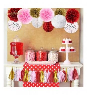 Cheap Designer Bridal Shower Party Decorations Wholesale