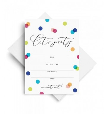Most Popular Baby Shower Party Invitations for Sale