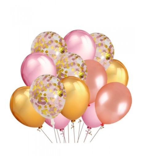 TeePolly Balloons Confetti Balloons Bachelorette Decoration