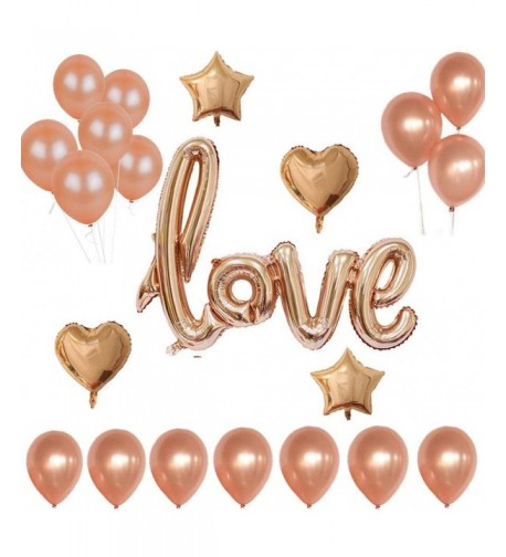 Echolife Valentines Wedding Decorations Balloons