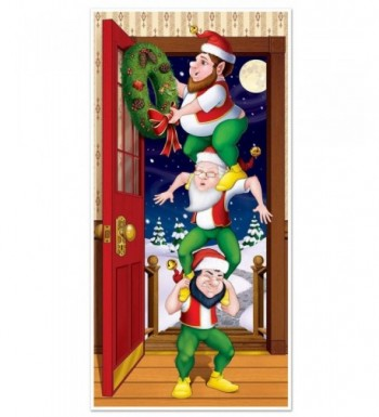 Beistle Christmas 30 Inch 5 Feet Multicolor