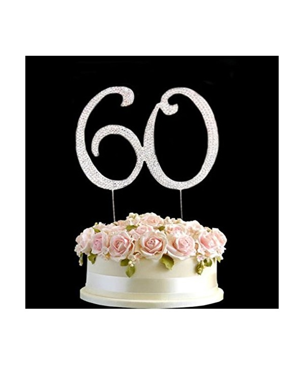 Rhinestone Diamante Birthday Diamonte Numbers