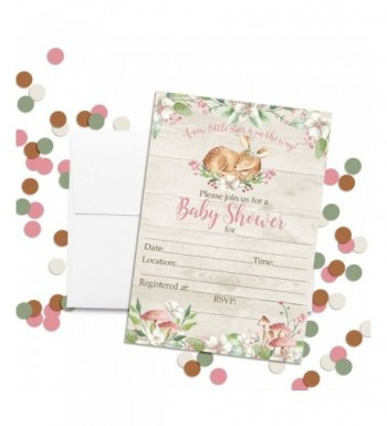 Baby Shower Party Invitations Outlet
