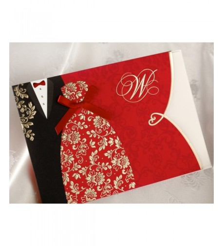 Wishmade Traditional Chinese Invitations Envelopes