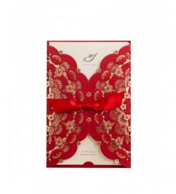 Wishmade Invitations Cardstock Engagement Birthday