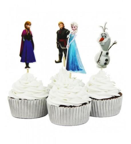 BETOP HOUSE Cupcake Decorative Birthday
