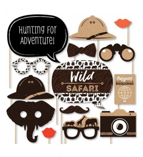 Big Dot Happiness Wild Safari