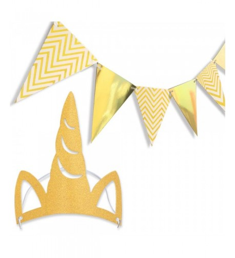 HECCEI Headband Birthday Decorations Kindergarten