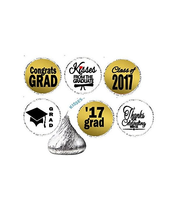 Graduation Decorative Stickers Labels Hersheys
