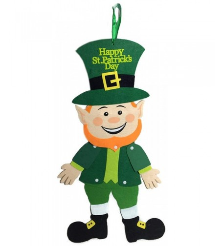 Saint Patricks Day Decor Leprechaun