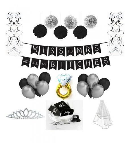 Party Heaven Bachelorette Decorations Kit