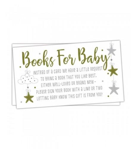 Twinkle Little Books Shower Request