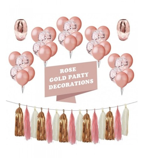 LIVEHITOP Decorations Balloons Bridal Shower