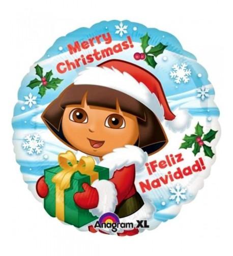DORA CHRISTMAS BALLOON ANTI GRAVITY Christmas