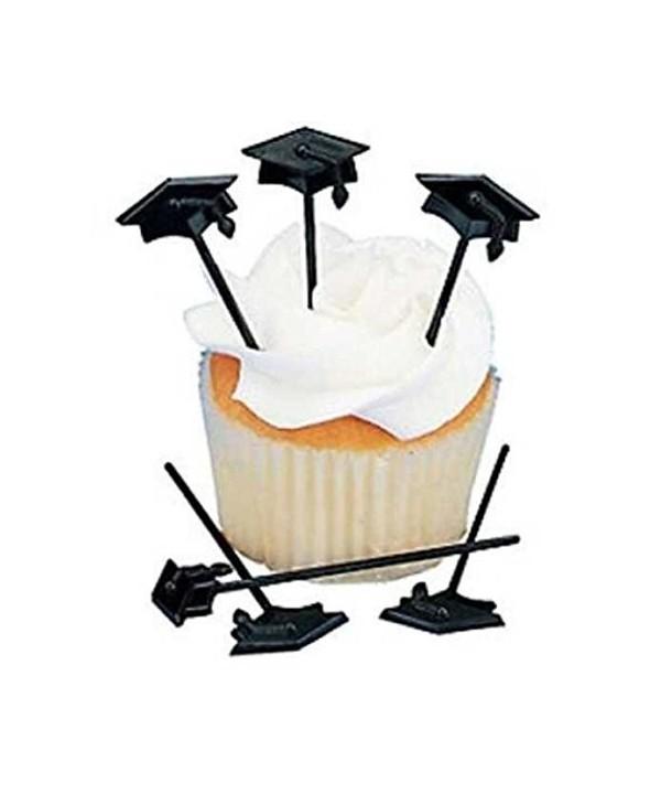 72 Graduation Cupcake Appetizer Picks