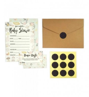 Hot deal Baby Shower Party Invitations Online Sale