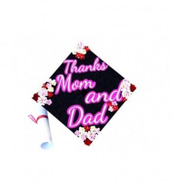 Handmade Graduation Topper Decorations Thanks