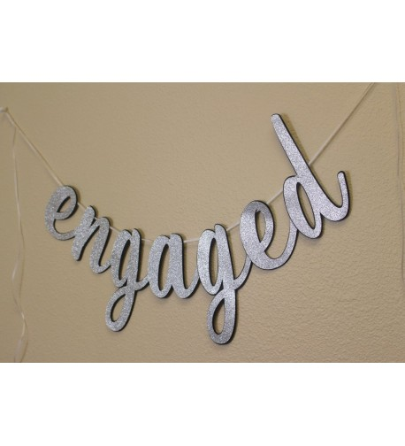 All About Details Engagement Backdrop