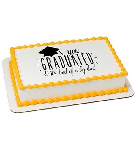 Edible Sheet Cake Topper 43475