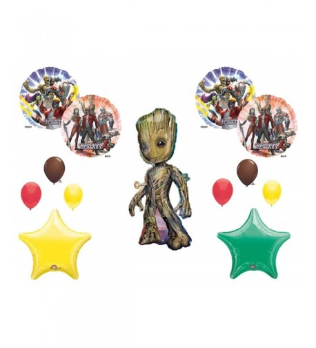 GUARDIANS BIRTHDAY Balloons Decorations Supplies