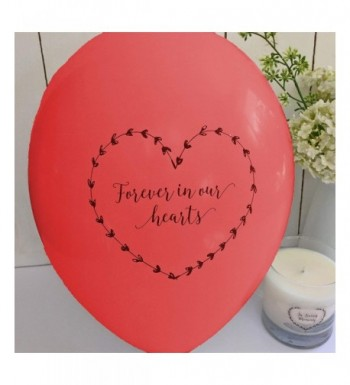 ANGEL DOVE Biodegradable Remembrance Balloons