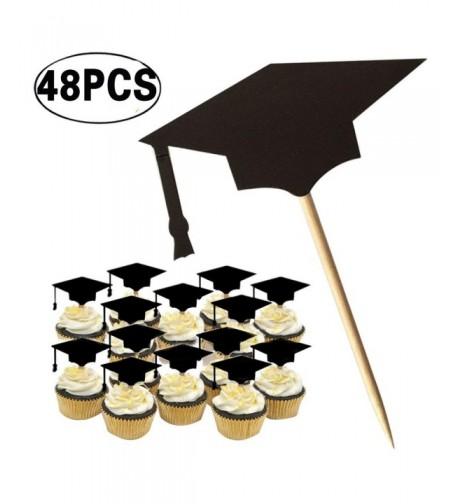 Coxeer Graduation Topper Cupcake Creative