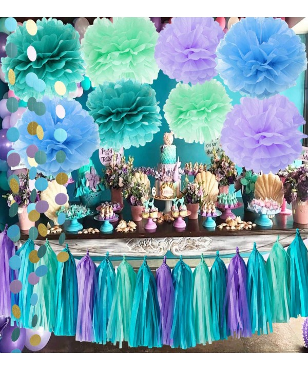 Party Supplies Mermaid Decorations Birthday