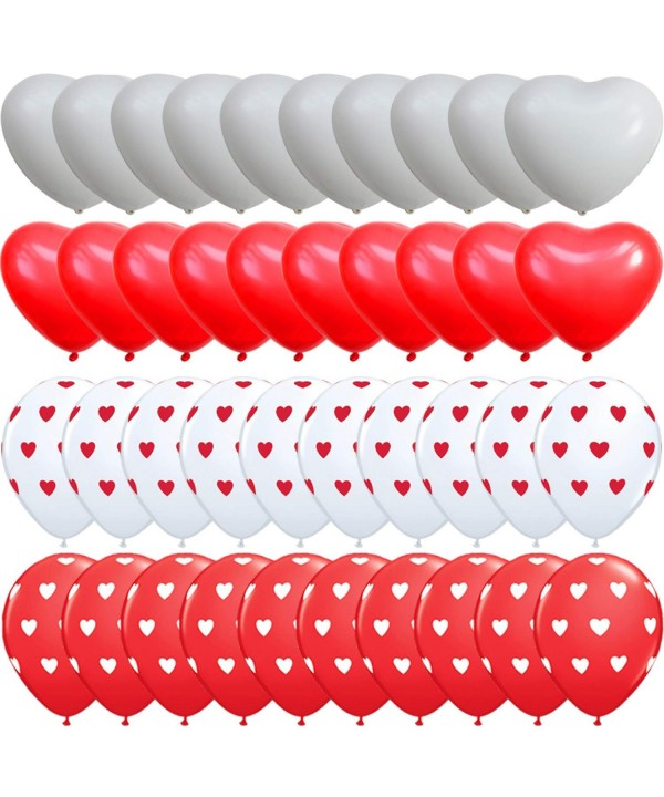 KATCHON Heart Balloons Decorations Valentines