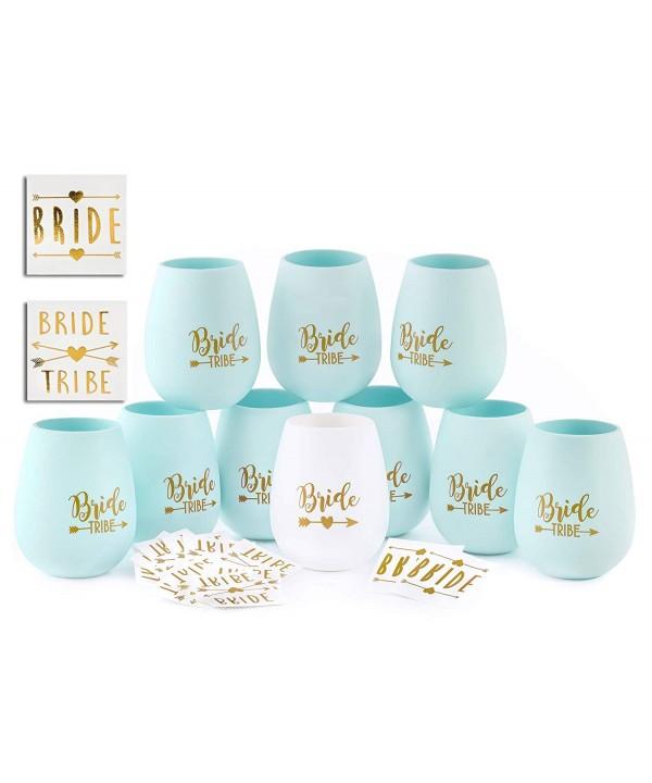 Bride Tribe Bachelorette Party Silicone