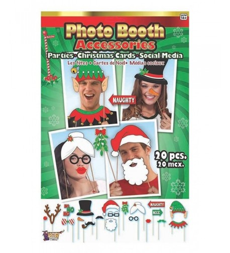 Party Photo Booth Accessory Christmas