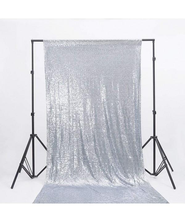 Zdada Backdrop Photography Christmas Silver 4ftx7ft
