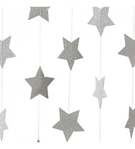 Glitter Christmas Decoration Holidays Diameter