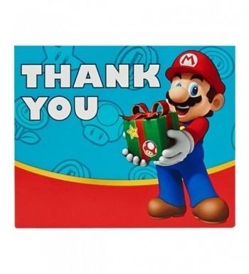 BirthdayExpress Super Mario Party Supplies