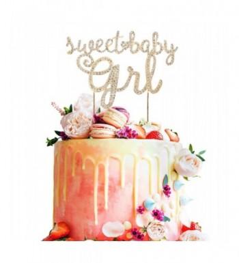 Rhinestone Topper Decoration Shower Birthday
