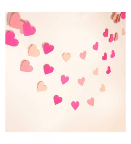 Vilight Hearts Garland Party Decorations