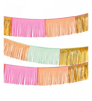 Lings moment Curtains Streamers Birthday