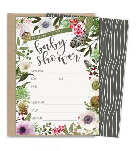 Koko Paper Co Invitations Envelopes