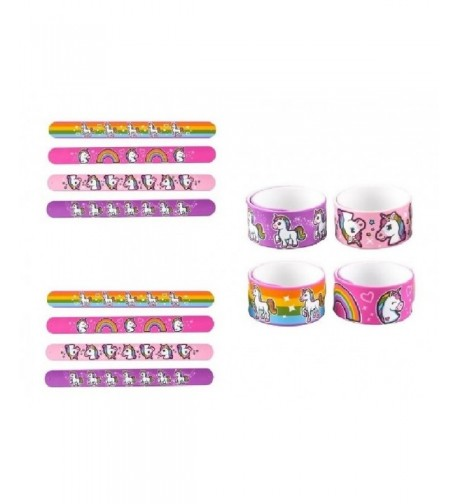 Novelty Treasures Beautiful Silicone Bracelets