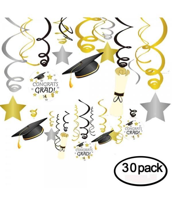 KissDate Graduation Hanging Decorations Supplies