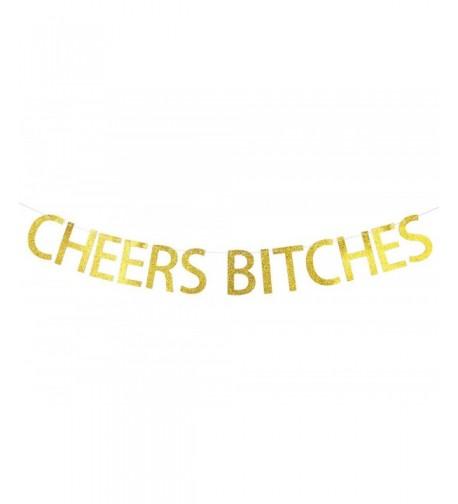 Bitches Glitter Bachelorette Engagement Birthday