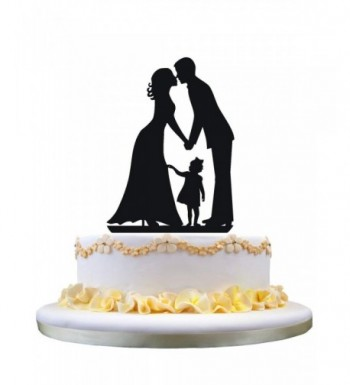 Wedding Topper Silhouette little daughter