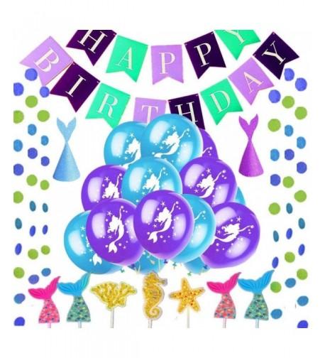 Sakolla Supplies Balloons Birthday Decorations